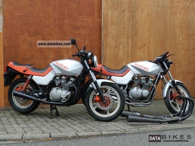 Review of Suzuki GS 650 G Katana 1982: pictures, live