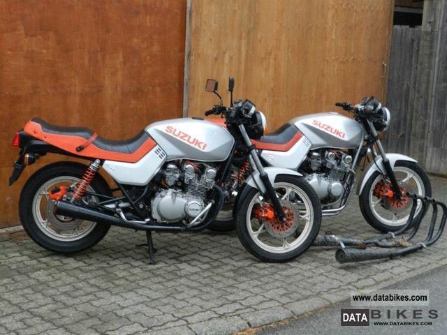 1982 Suzuki GS 650 G Katana - Moto.ZombDrive.COM