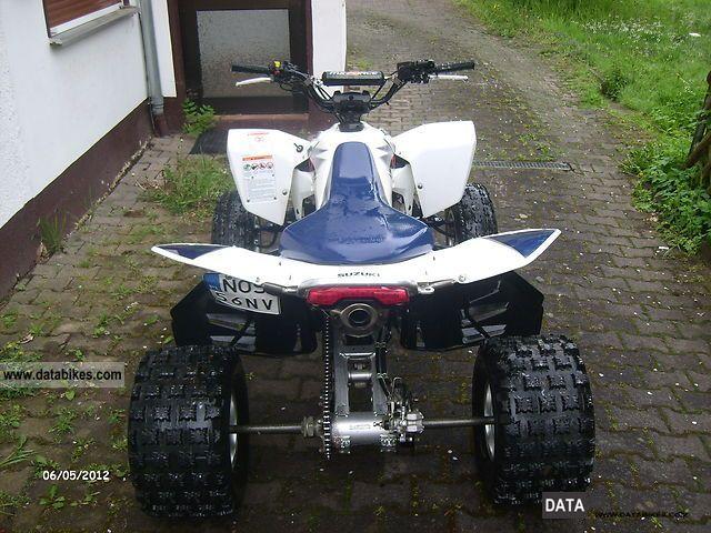 2008 Suzuki  LTR Motorcycle Quad photo