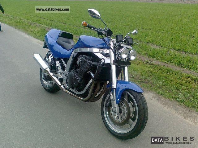 Suzuki GSXR 1100 WP 1074 cm3, 1993 l.