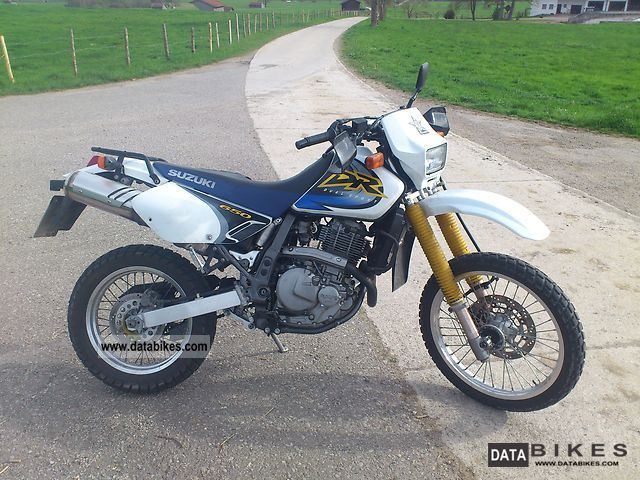 1999 Suzuki  650 Dr Se Motorcycle Enduro/Touring Enduro photo