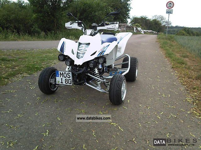 Suzuki  LTZ 400 Supermoto 2006 Quad photo