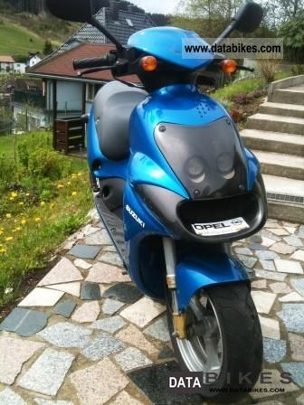 1999 Suzuki Ux 50 W