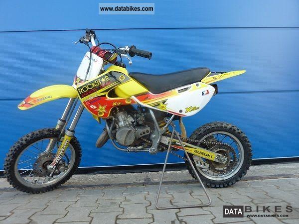 2006 Suzuki rm 65