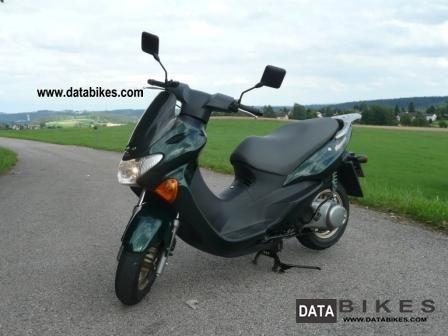 2000 Suzuki  Epicuro 125 Motorcycle Scooter photo