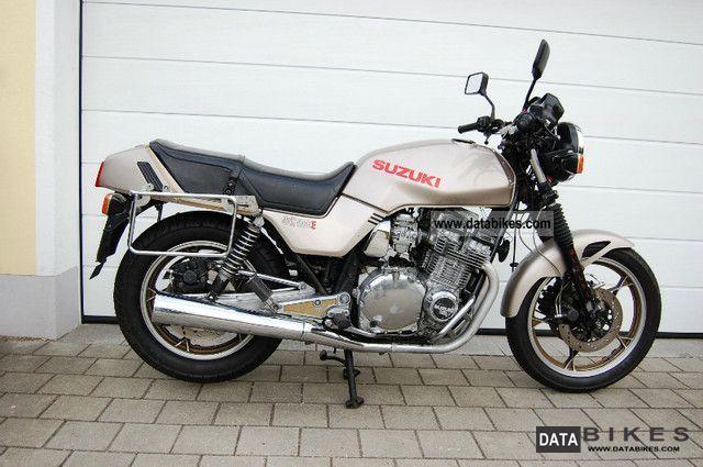1985 Suzuki Gsx 1100 E