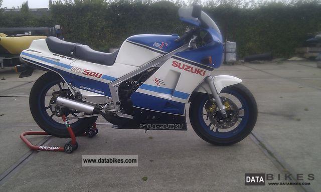 1986 Suzuki  RG500 Motorcycle Sports/Super Sports Bike photo