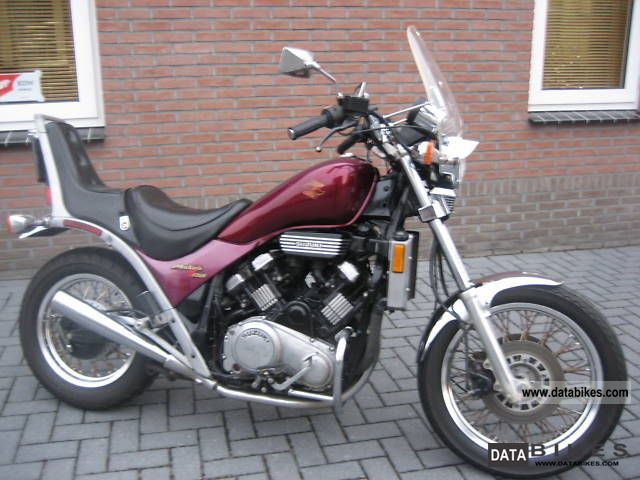 Suzuki  GV 700 MADURA, V4 ENGINE, VERY RARE MOTORCYCLE 1985 Chopper/Cruiser photo