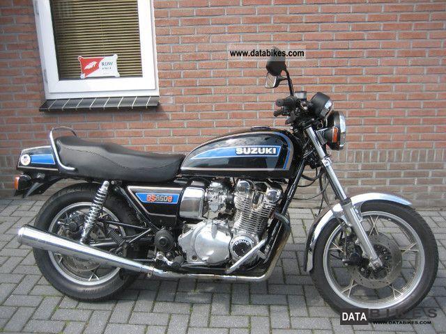1981 Suzuki GS 850 G