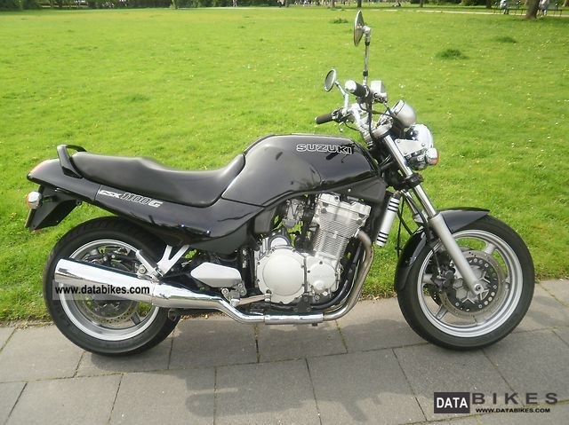 1994 Suzuki  GSX 1100 G Motorcycle Sport Touring Motorcycles photo