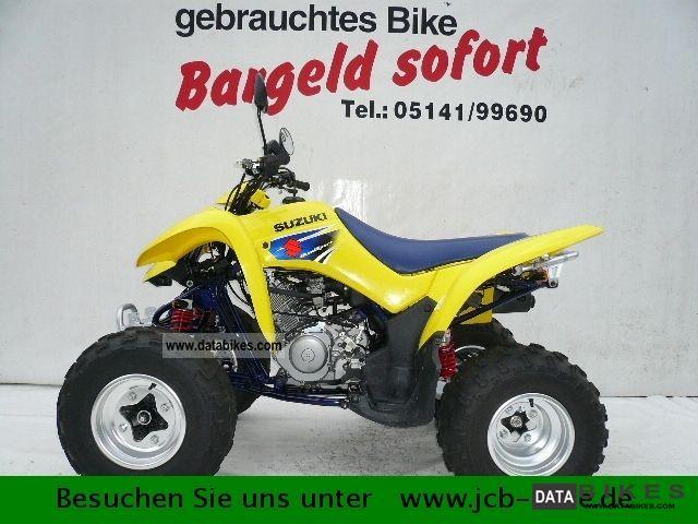 2011 Suzuki  LTZ 250 Maxxer Motorcycle Quad photo