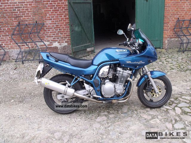 1997 Suzuki  GSF 600 S Motorcycle Motorcycle photo