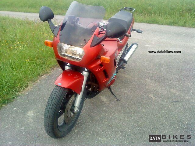 1994 Suzuki  GSX 750 F Motorcycle Motorcycle photo