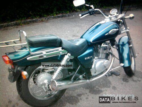 2000 Suzuki  Chopper 125cc Motorcycle Chopper/Cruiser photo