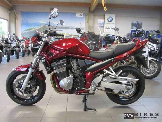 2007 Suzuki  GSF 1200A Motorcycle Motorcycle photo