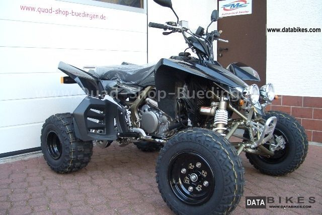 2011 Suzuki  LTR 450 Limited Edition Motorcycle Quad photo