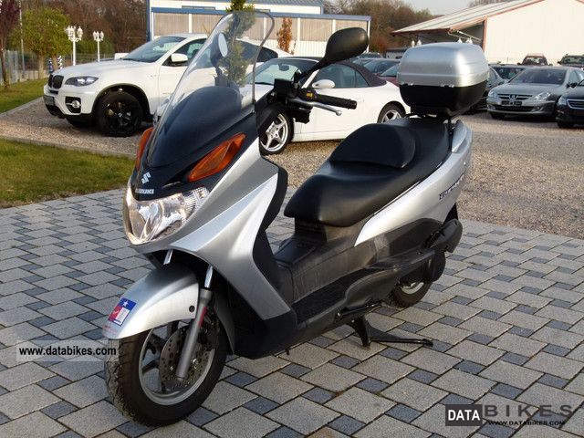 2003 suzuki uh 125 k3 burgman first hand orig 8174 km. Black Bedroom Furniture Sets. Home Design Ideas