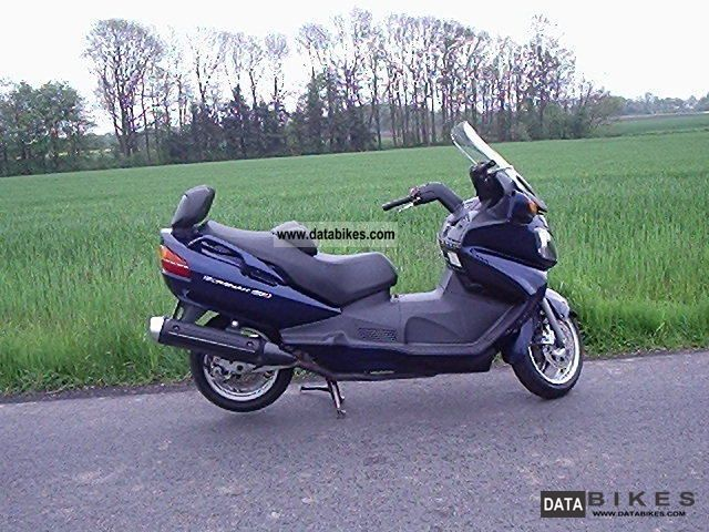 2003 suzuki burgman an650 motorcycle service manual