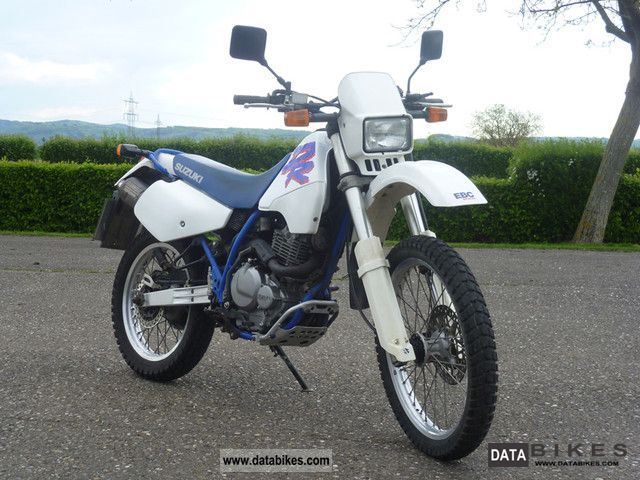 1995 Suzuki  DR 350 SHC Motorcycle Enduro/Touring Enduro photo