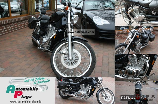 1993 Suzuki  Intruder 800 Motorcycle Chopper/Cruiser photo