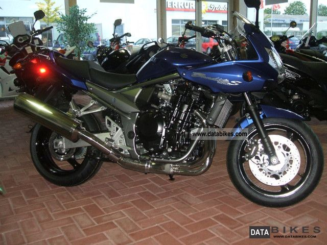 2011 Suzuki  GSF1250 Bandit ABS SAL2 Motorcycle Sport Touring Motorcycles photo