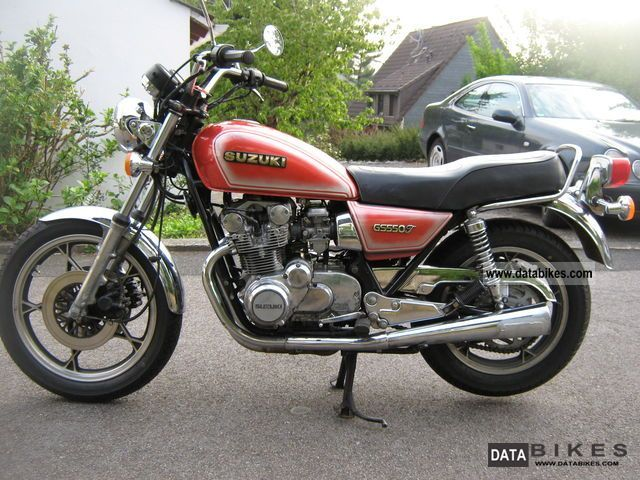 The Suzuki GS550 - Classic Japanese Motorcycles - Motorcycle Classics