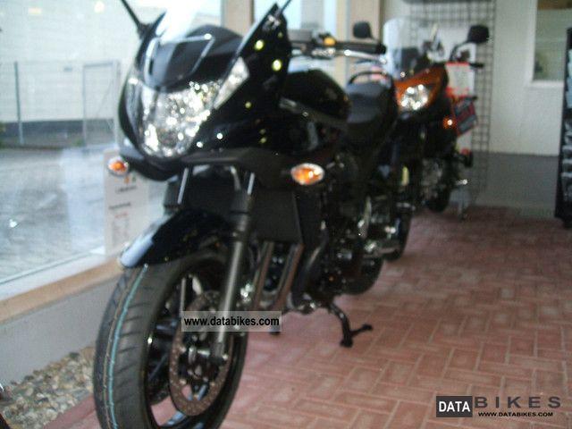 Suzuki  GSF650S ABS Bandit L1 2011 Tourer photo