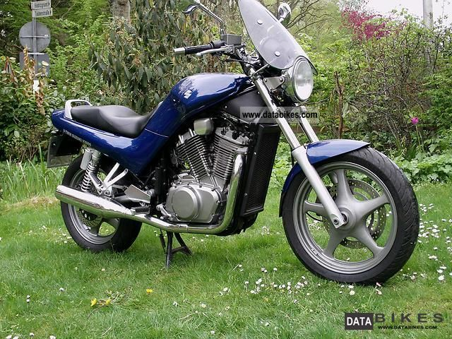 1993 Suzuki VX 800, shaft drive, mint condition!