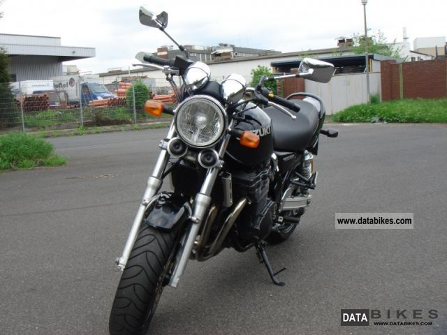 1998 Suzuki  GSX 750 Motorcycle Motorcycle photo