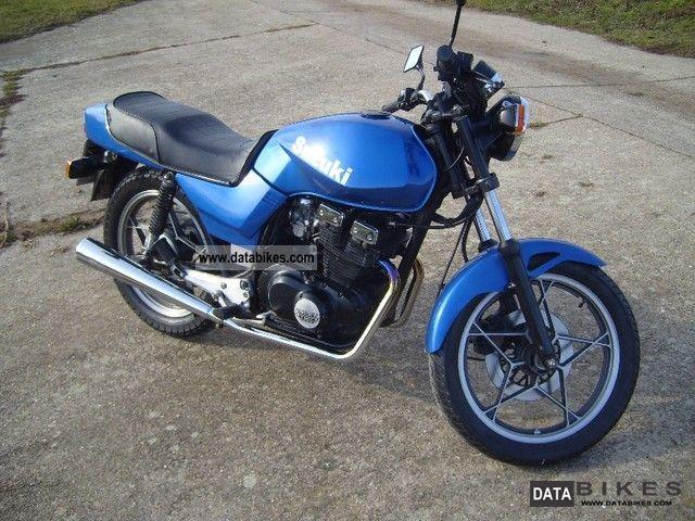1983 Suzuki  250 gsx Motorcycle Tourer photo