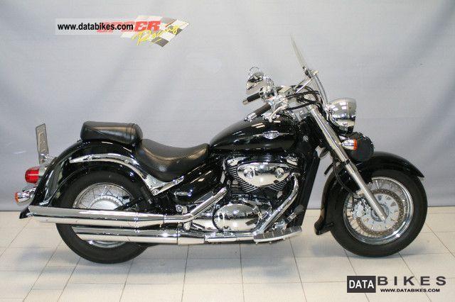 2006 Suzuki  VL 800 Intruder from the dealer with warranty Motorcycle Chopper/Cruiser photo
