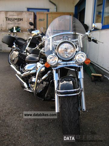2007 Suzuki  Intruder VL 1500 K5 country star Vollaustattung Motorcycle Motorcycle photo