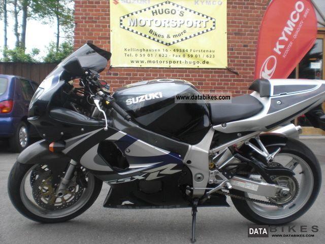 2000 Suzuki  GSX 750 R Motorcycle Motorcycle photo