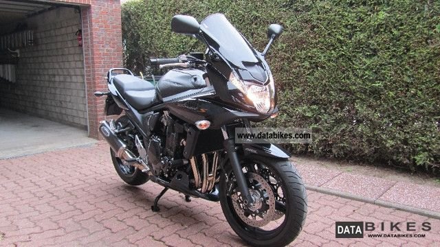 2011 Suzuki  Bandit GSF650S Motorcycle Sport Touring Motorcycles photo