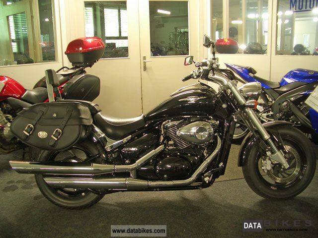2008 Suzuki  VZ 800 M 800 Intruder Motorcycle Chopper/Cruiser photo