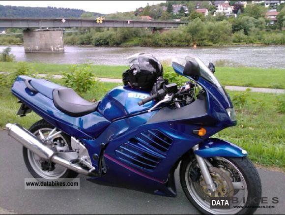 1997 Suzuki Rf600r