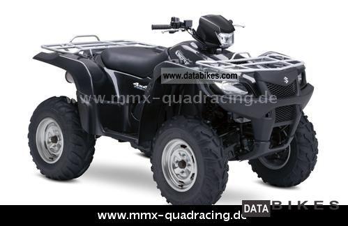 2011 Suzuki  LTA 750 King Quad Motorcycle Quad photo