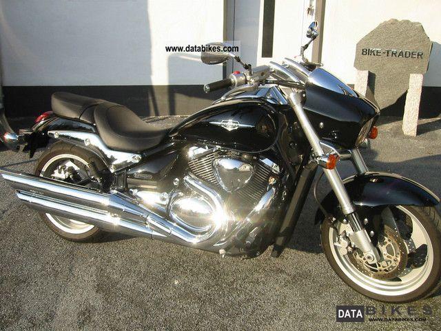 2009 Suzuki  M 1500 VZR 1500 + + + top condition! + + + Motorcycle Chopper/Cruiser photo