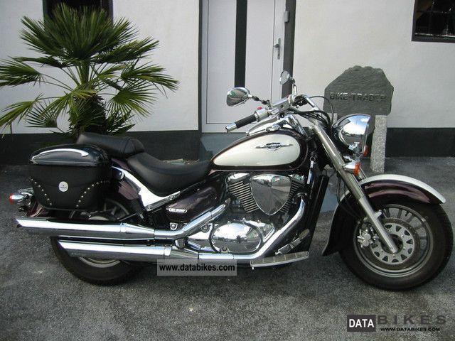 2010 Suzuki  C 800 + 800 + + VL-mint condition! + Motorcycle Chopper/Cruiser photo