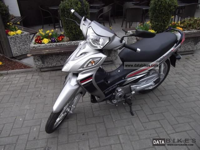 2008 Suzuki  Address Motorcycle Lightweight Motorcycle/Motorbike photo