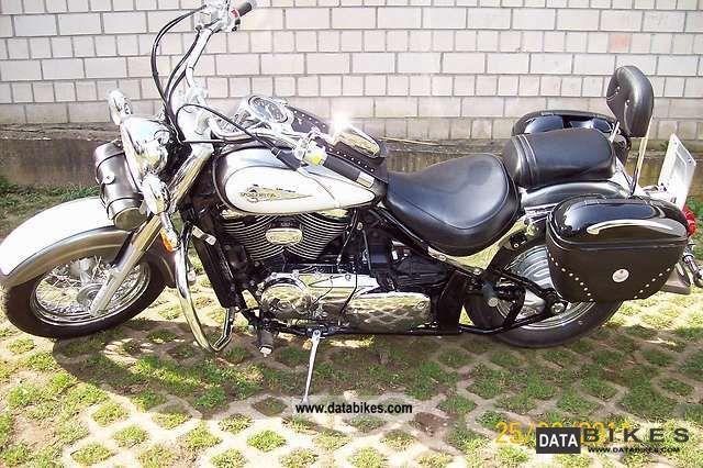 2003 Suzuki  VL 800 Motorcycle Chopper/Cruiser photo