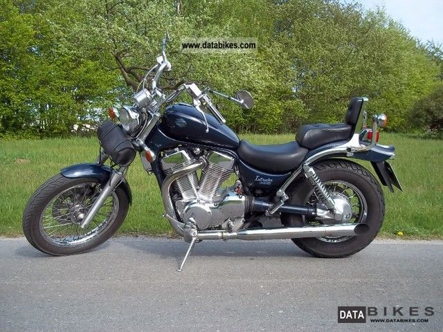 1987 Suzuki  Intruder 1400 Motorcycle Chopper/Cruiser photo