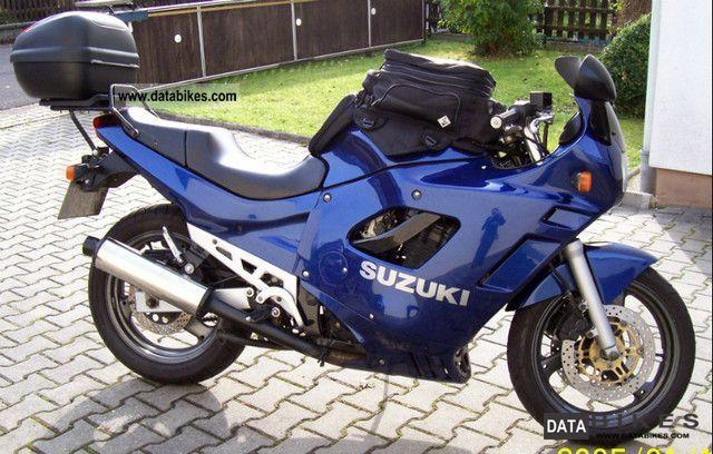 1997 Suzuki  600GSX / F Motorcycle Sport Touring Motorcycles photo