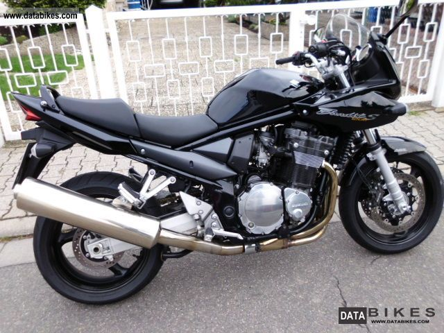 2007 Suzuki  GSF1200S Motorcycle Sport Touring Motorcycles photo