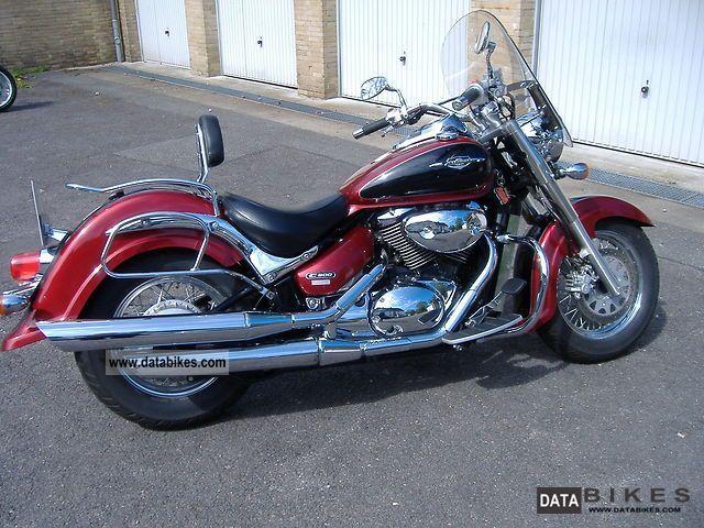 2007 Suzuki  C 800 C Intruder Motorcycle Chopper/Cruiser photo