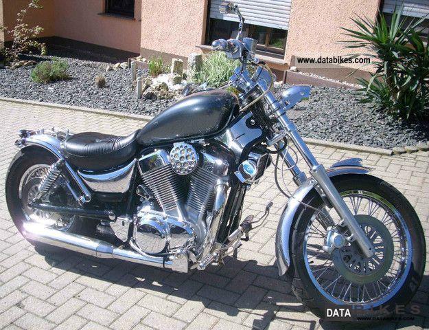1997 Suzuki  VS 1400 GLP Intruder Motorcycle Chopper/Cruiser photo