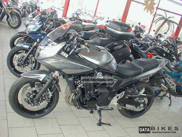 Suzuki GSF Bandit GSF650 (2009-2011) • For Sale • Price