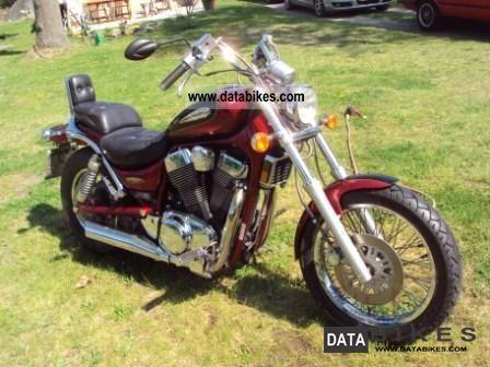 1999 Suzuki  vs. 1400 Motorcycle Chopper/Cruiser photo