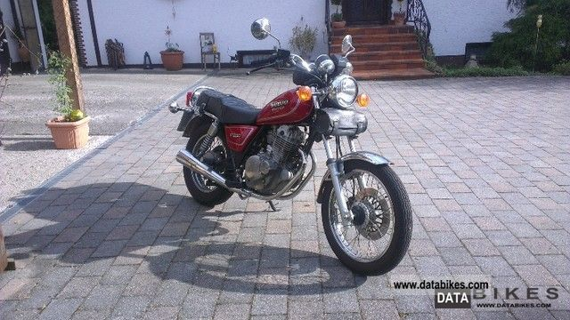1994 Suzuki  GN250 Motorcycle Motorcycle photo