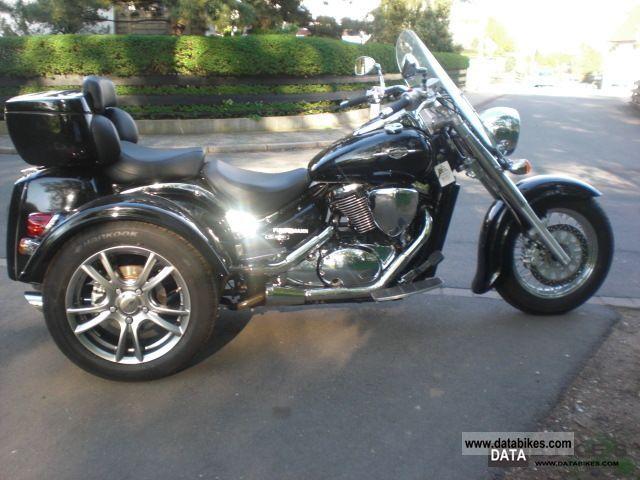 2009 Suzuki  C800 Motorcycle Trike photo